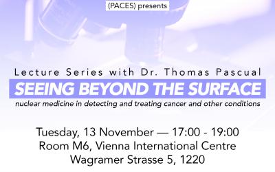 Nächster PACES-Vortrag konzentriert sich auf die Anwendungen der Nuklearmedizin